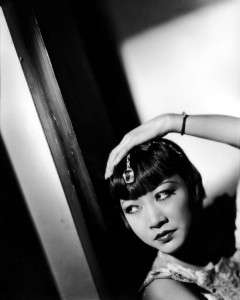 Anna May Wong. Courtesy of Photofest.